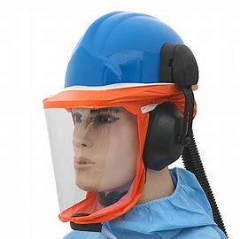 Clean Air Hood CA-4 with optional Ear Muffs