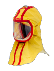 New Clean Air CA-10 Chemical Resistant Respirator Hood
