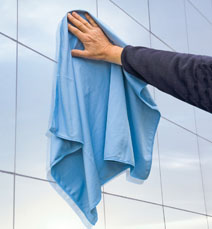 Microfibre Glass Cloths 40 x 40