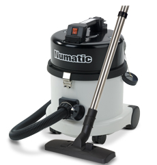 Numatic CRQ370 Clean Room Vacuum Cleaner