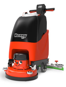 HENRY HT4045 Twintec Scrubber Drier