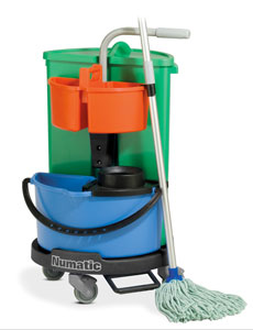 Numatic NCG-1 Carousel Cleaning Trolley