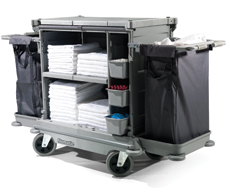 Nu-Keeper Housekeeping Trolleys
