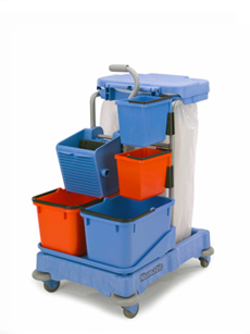 Numatic NPT1405 Cleaning Trolley