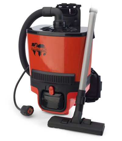 Numatic RSB140 Battery Operated Ruc-Sac Vacuum Cleaner
