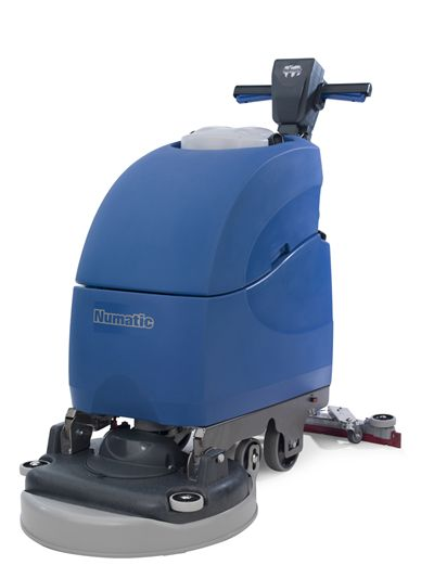 Numatic Twintec Scrubber Dryer