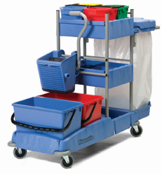 Numatic Cleaning Trolleys