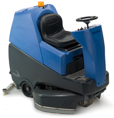 Numatic TT678 Vario Ride On Scrubber Dryer