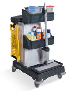 Numatic XCG-0 Compact Cleaning Trolley