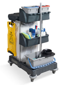 Numatic Compact XC Trolleys