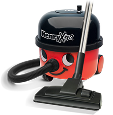 Henry Extra Vacuum Cleaner