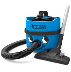 Henry, Harry and Numatic Vacuum