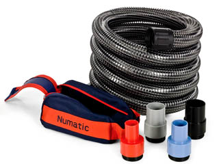 Optional 51mm Hose Adaptor kit ND5