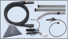 Tool Kit For Numatic Cleantec Carpet Cleaners