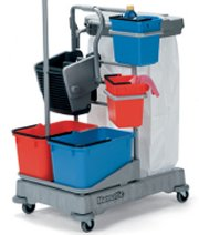 Numatic NSC 1403  Cleaning Trolley