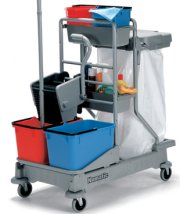 Numatic NSC 1413 Cleaning Trolley