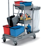 Numatic NSC1603 Cleaning Trolley