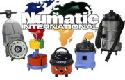 Numatic Vacuum Cleaners, Floor Polishers, Scrubber/Driers