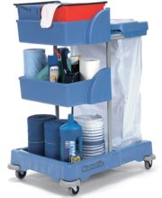 Numatic XC- 3 Cleaning Trolley