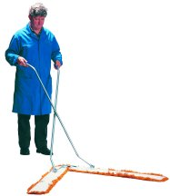 Golden Magnet V Sweeper Dust Control Mop